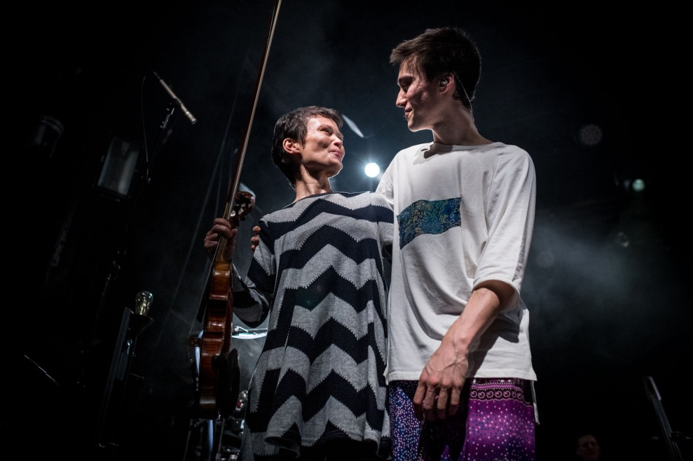 On the Road With Jacob Collier – Mother Jones