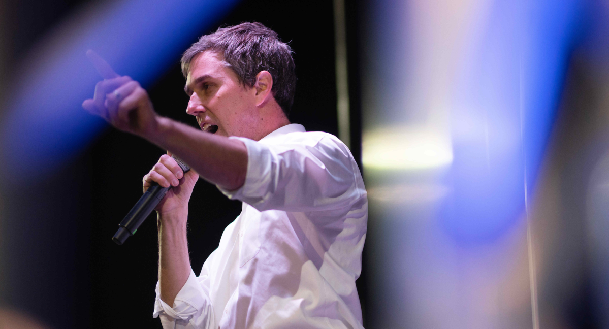 Beto O'Rourke Raised a Stunning $6.1 Million in the First 24 Hours of His Campaign