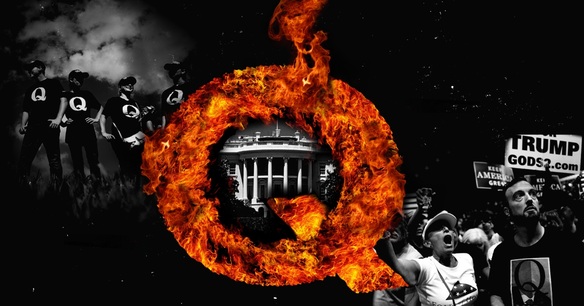 How Q-Anon Hijacked the White House Petition Site to Push the Next  Pizzagate – Mother Jones