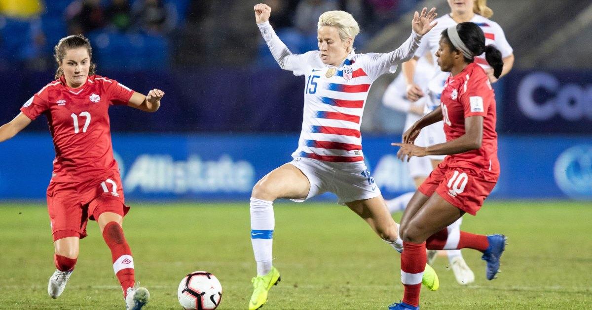 94fcf7dce3d US Women s National Soccer Team Sues Over Pay Discrimination ...