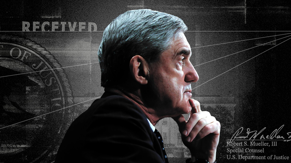 """Mueller Found """"Corrupt Intent"""" Repeatedly in Donald Trump's Actions Toward the Russia Investigation"""