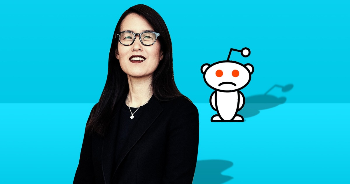 "They're Just Wrong""—Ex-Reddit CEO Ellen Pao Has Harsh Words"