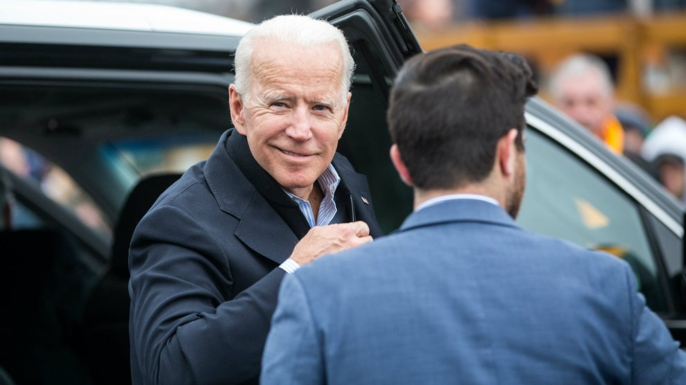 Joe Biden and the Iraq War: It's Complicated – Mother Jones