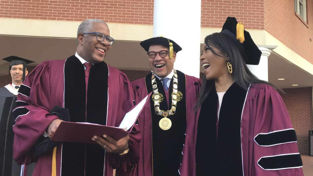 Morehouse College's Graduation Speaker Just Promised to Pay Off All of the Class's Student Loans