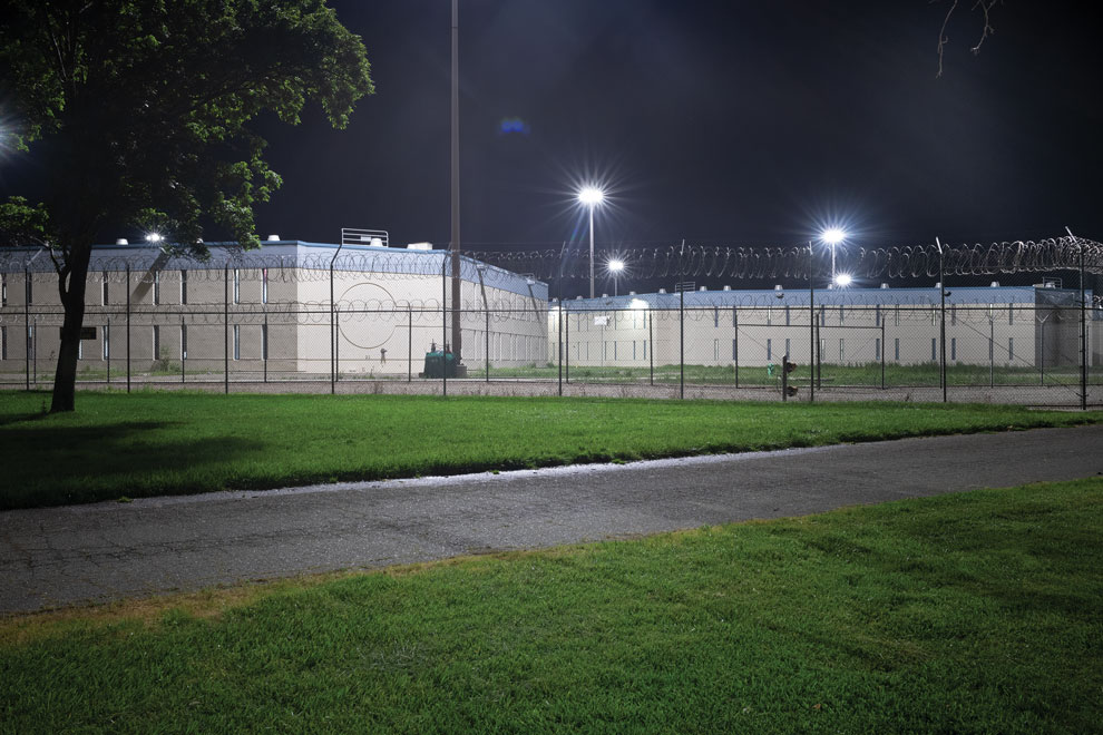 Getting Out of Jail After Dark Can Be Dangerous—and