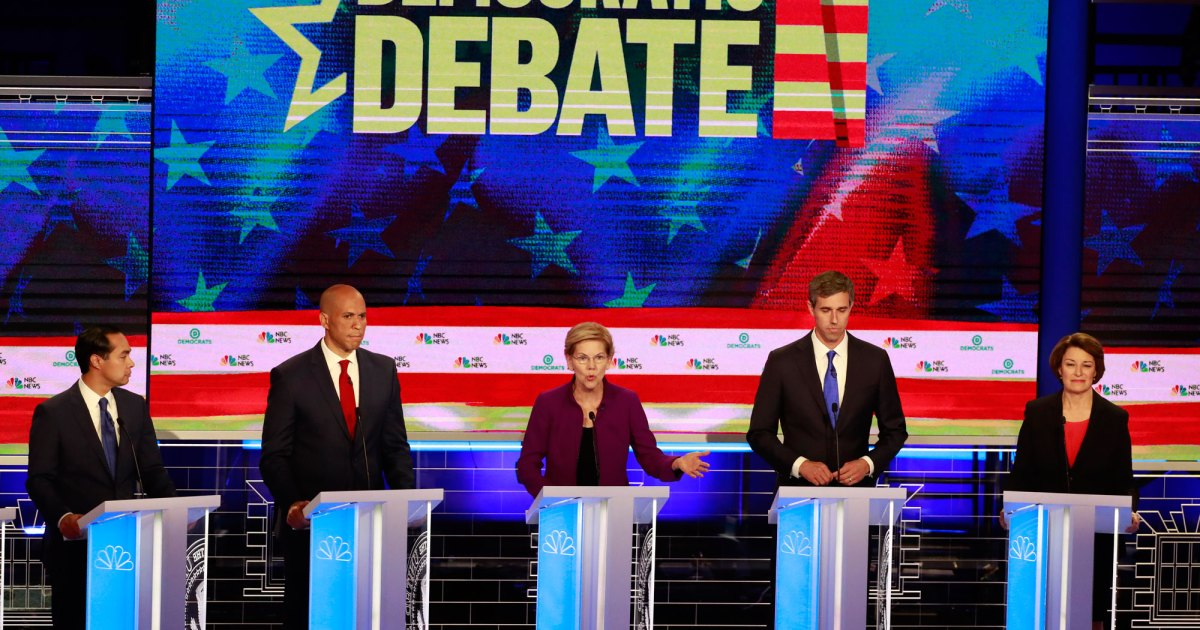 presidential debate - photo #28