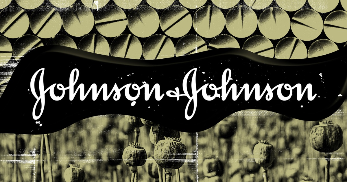 Inside Johnson and Johnson's Quiet Domination of the Opioid Market
