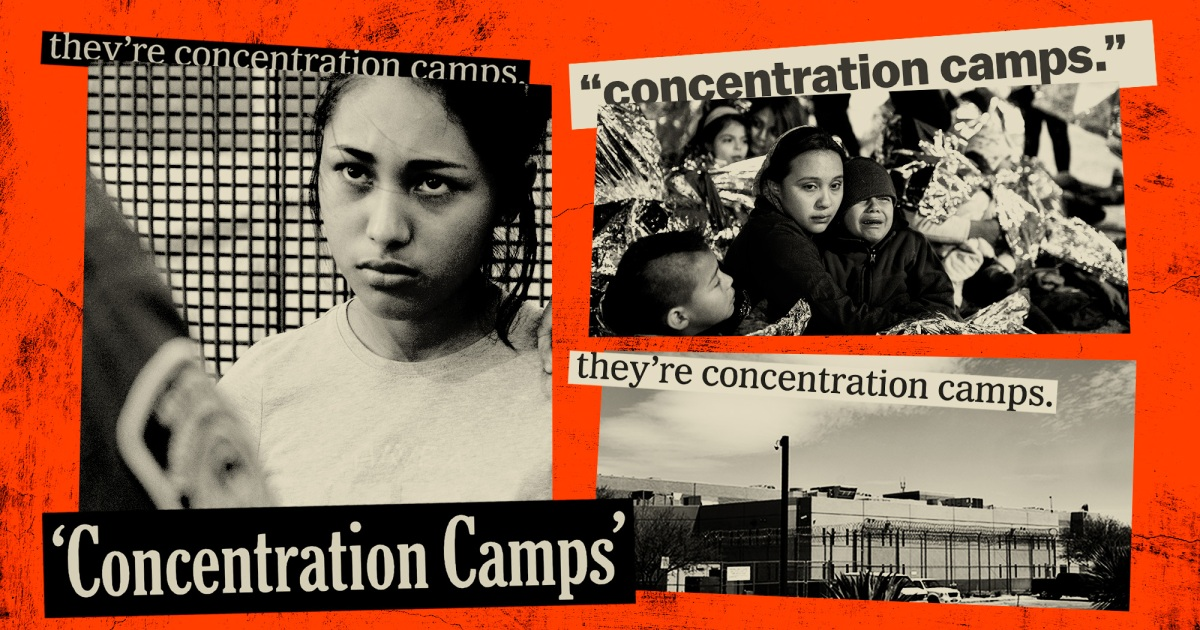 There Are People in Concentration Camps  Why Aren't We in
