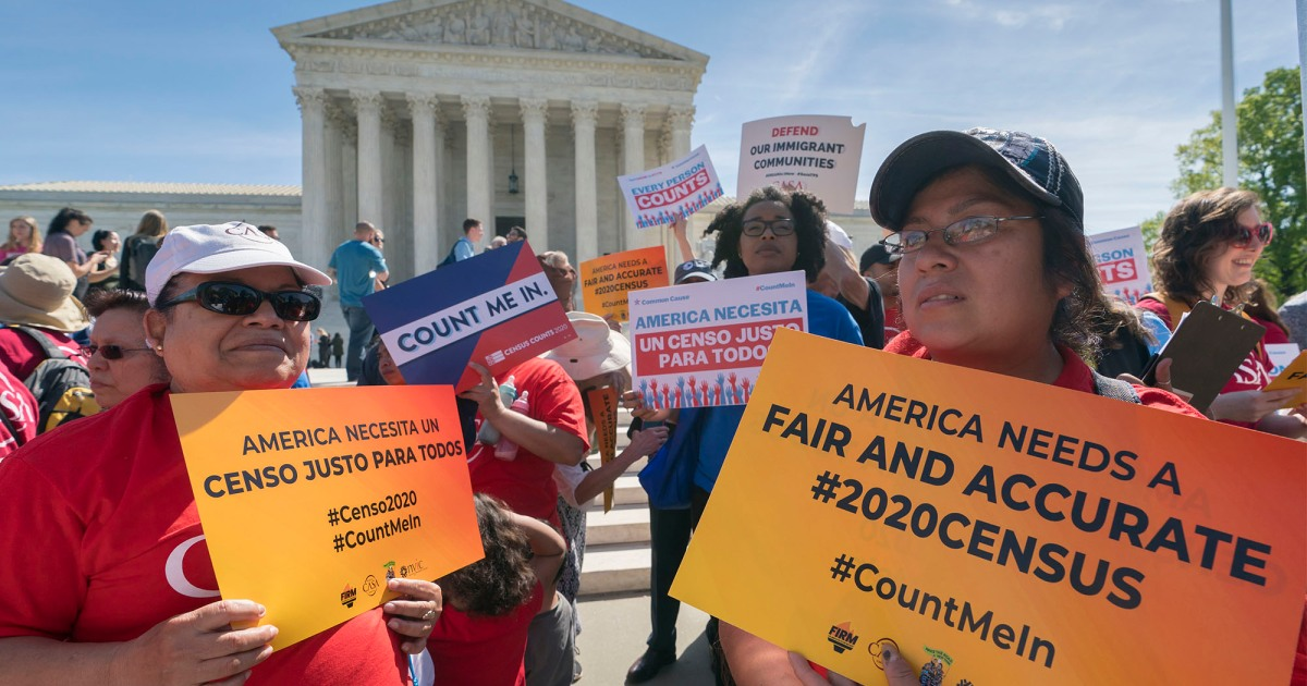 Federal Judge Opens a Longshot Path to Striking Down Census Citizenship Question