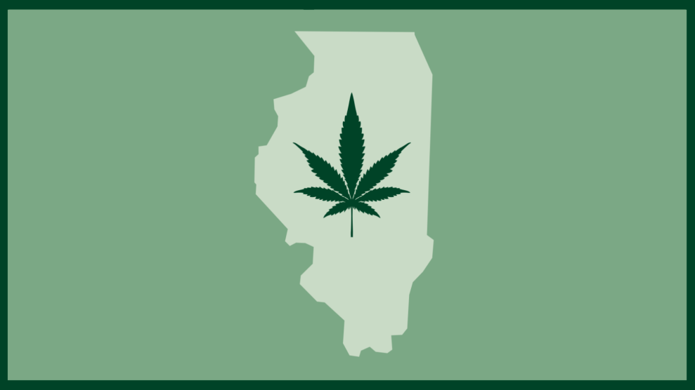 In 2 States, Legalization of Recreational Marijuana Found to Have Little Effect on Crime