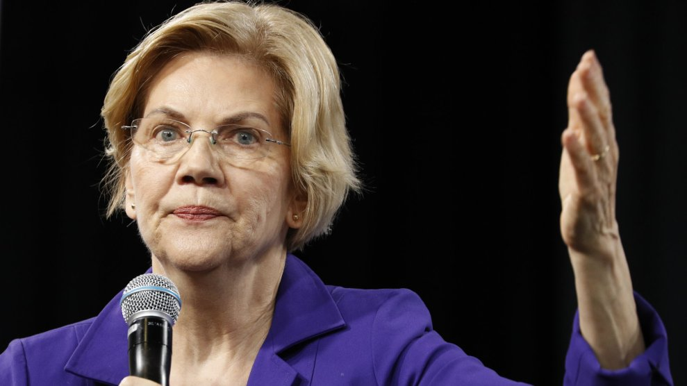 Elizabeth Warren Wants To Know Why Hud Hired Someone Known For