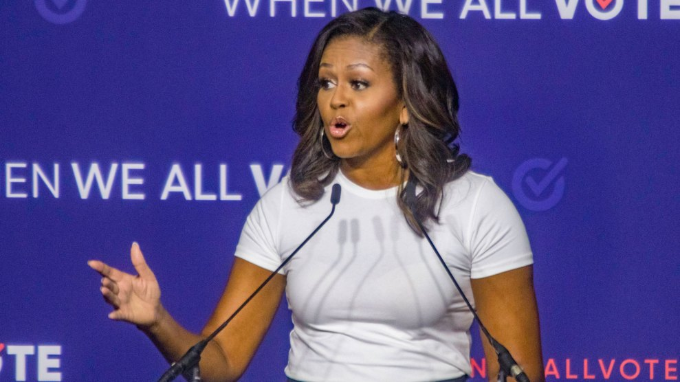 Donald Trump Doesnt Have Clue About My >> Donald Trump Should Listen To Michelle Obama And Think Long And Hard