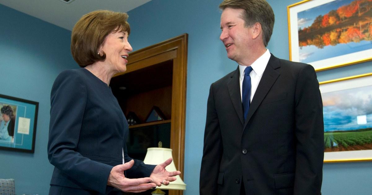 Will Progressive Groups Finally Abandon Susan Collins?
