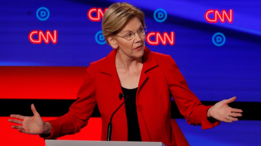 Democrats Are Spotlighting Big >> Is The Democratic Party Leaning Too Far Left Elizabeth Warren S