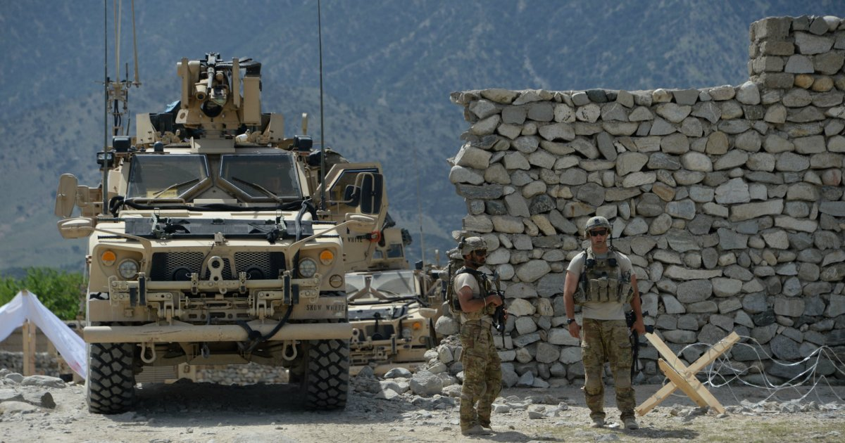 A majority of military veterans think the wars in Afghanistan and Iraq were a mistake