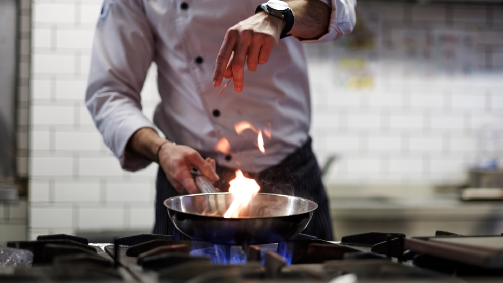 Can Chefs Learn to Love Cooking Without Fire? – Mother Jones