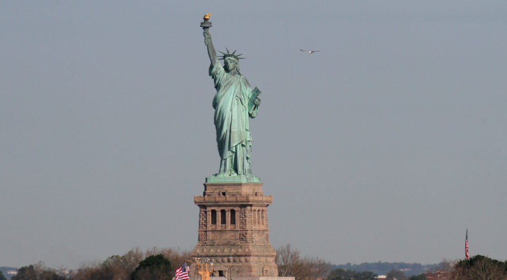 Top Trump Official Edits Statue Of Liberty Poem To Justify