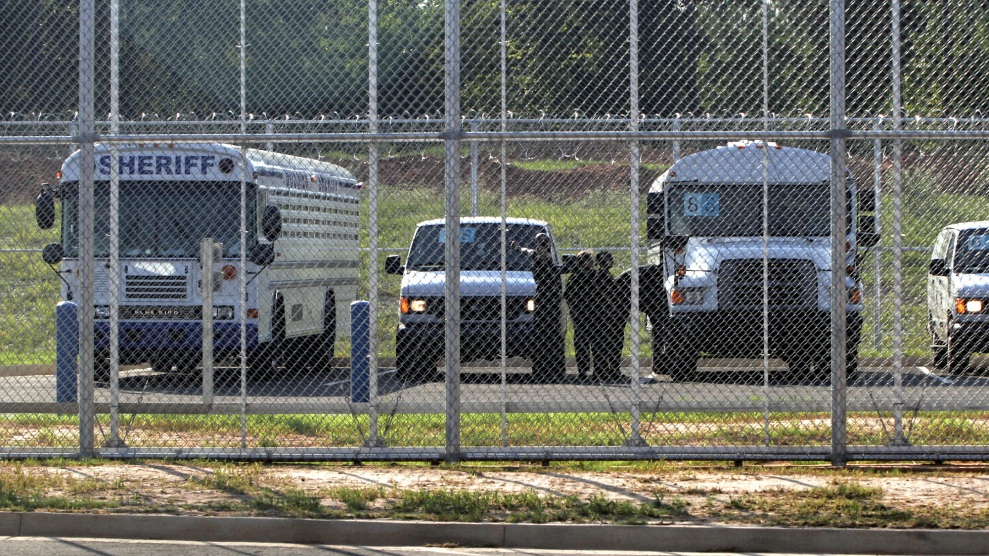 Dozens of ICE Detainees Were Pepper-Sprayed by Guards for