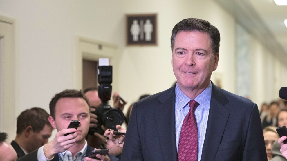 The DOJ's Inspector General Says James Comey Violated the