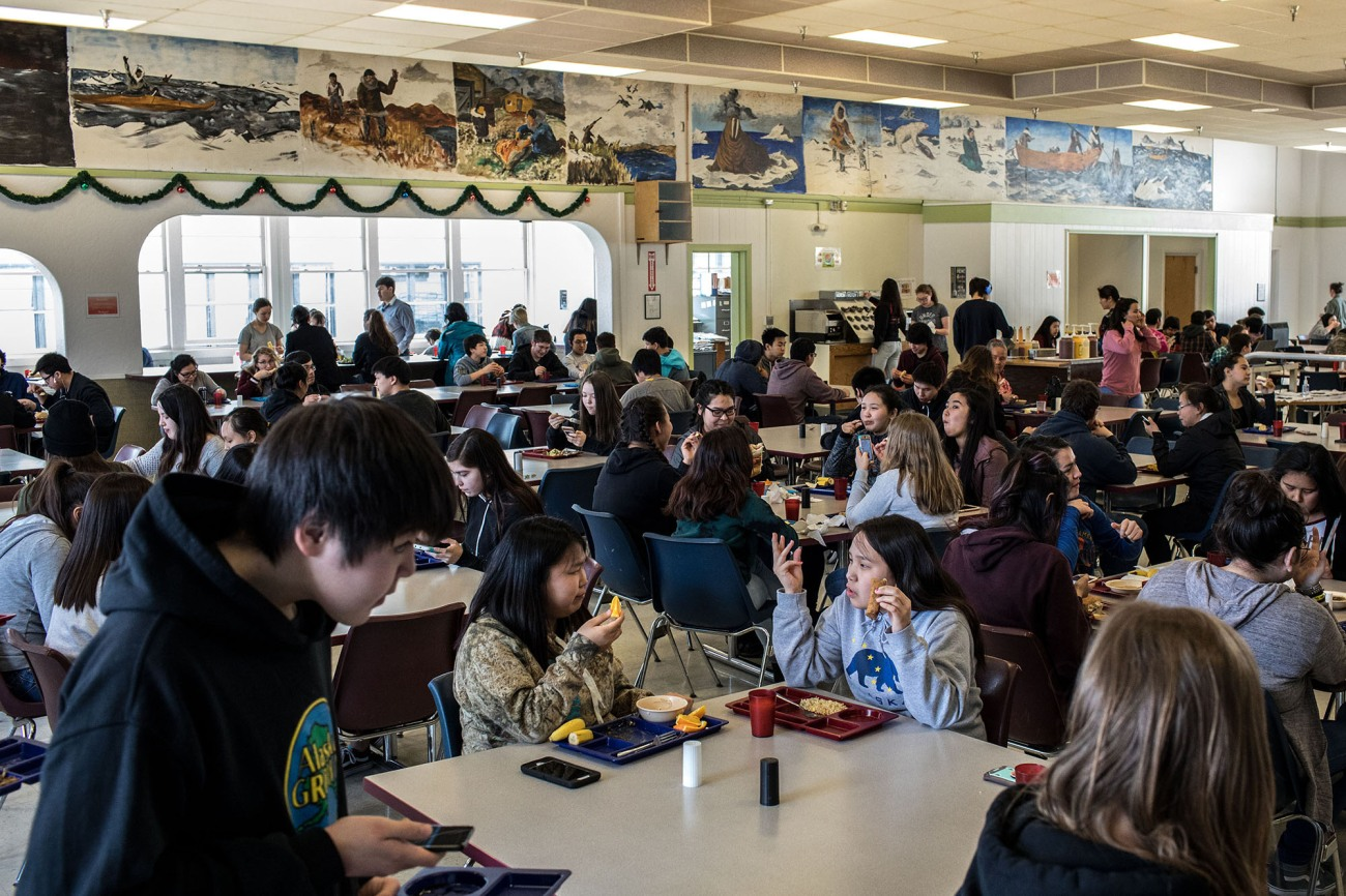 Inside the Alaskan Boarding School Trying to Overcome Its History by Embracing Indigenous Students