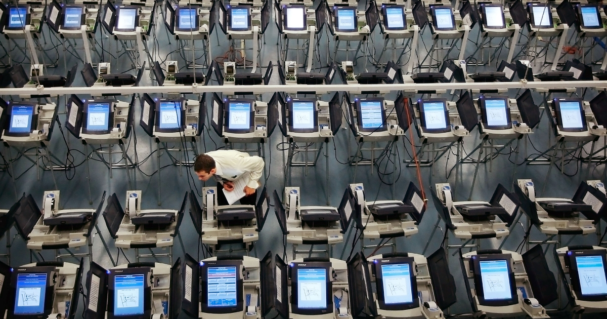 Researchers Assembled over 100 Voting Machines. Hackers Broke Into Every Single One.