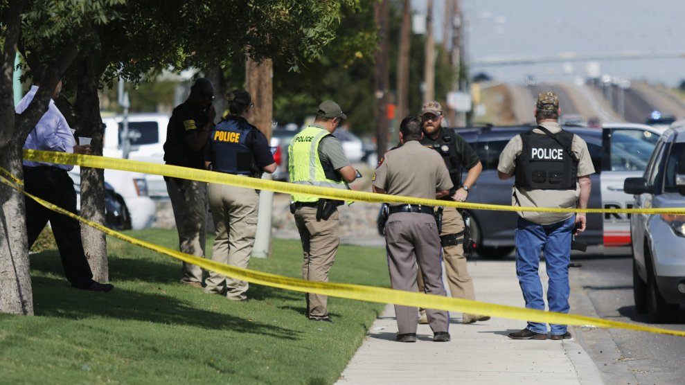 One Day After Mass Shooting, New Laws in Texas That Expand