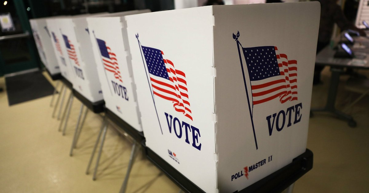 Report: More than 1600 polling places have closed since the Supreme Court gutted the voting rights act