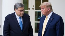 Barr and Trump