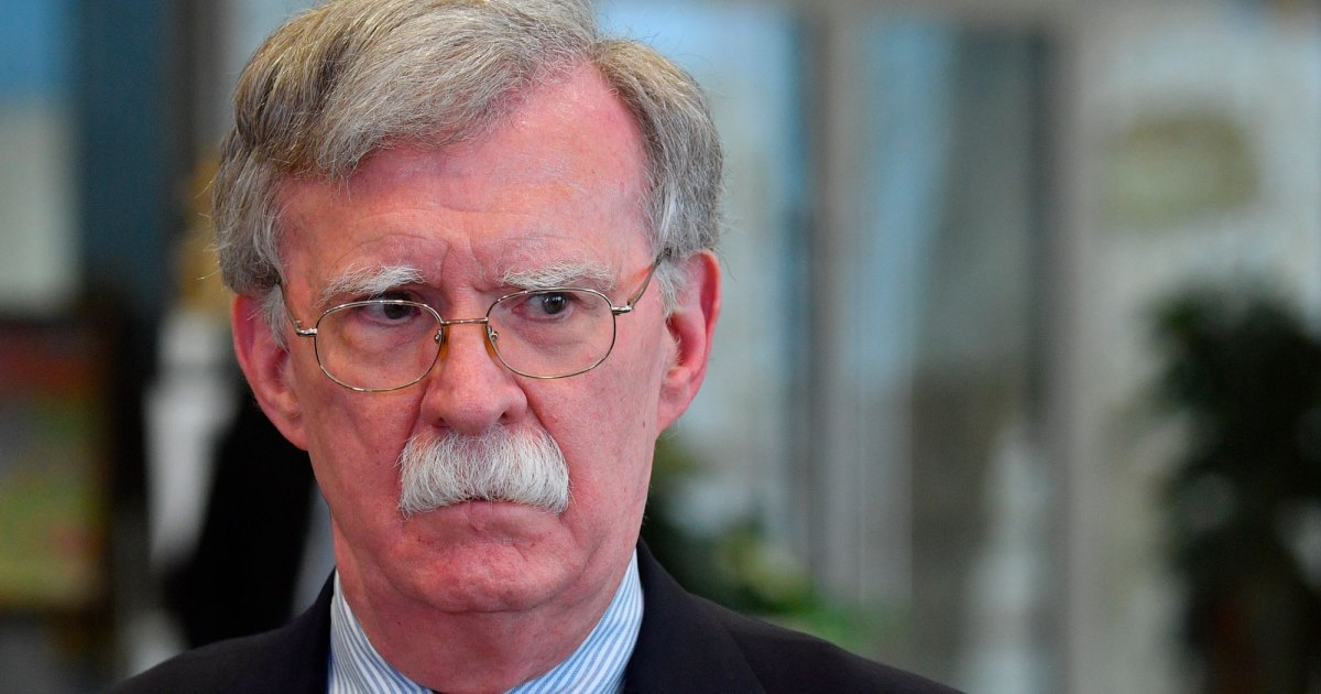 in House Impeachment to Democrats Bolton Ask John Testify