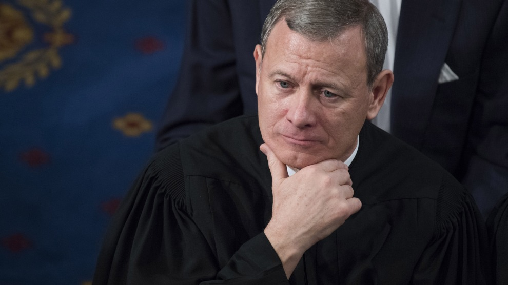 Image result for Images of Trump vs John Roberts""