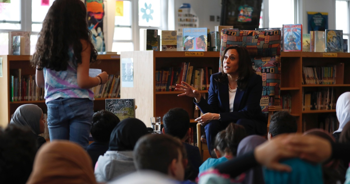 The School Day Is Two Hours Shorter Than the Work Day. Kamala Harris Wants to Change That.