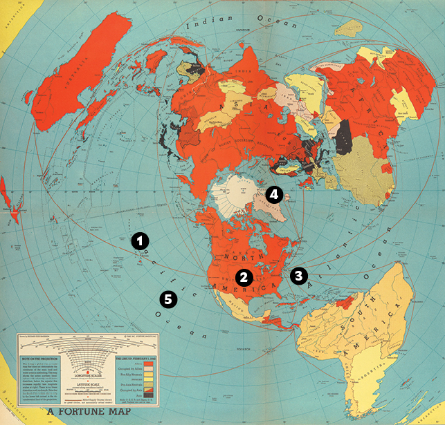 The Map That Remade an Empire – Mother Jones