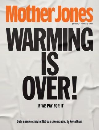 Mother Jones January/February 2020 Issue