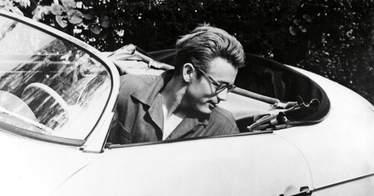 """photo image Reanimated James Dean """"Not a Marketing Gimmick"""""""
