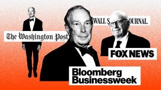Image of billionaires who run media companies