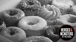 Dunkin donuts mmmmmm