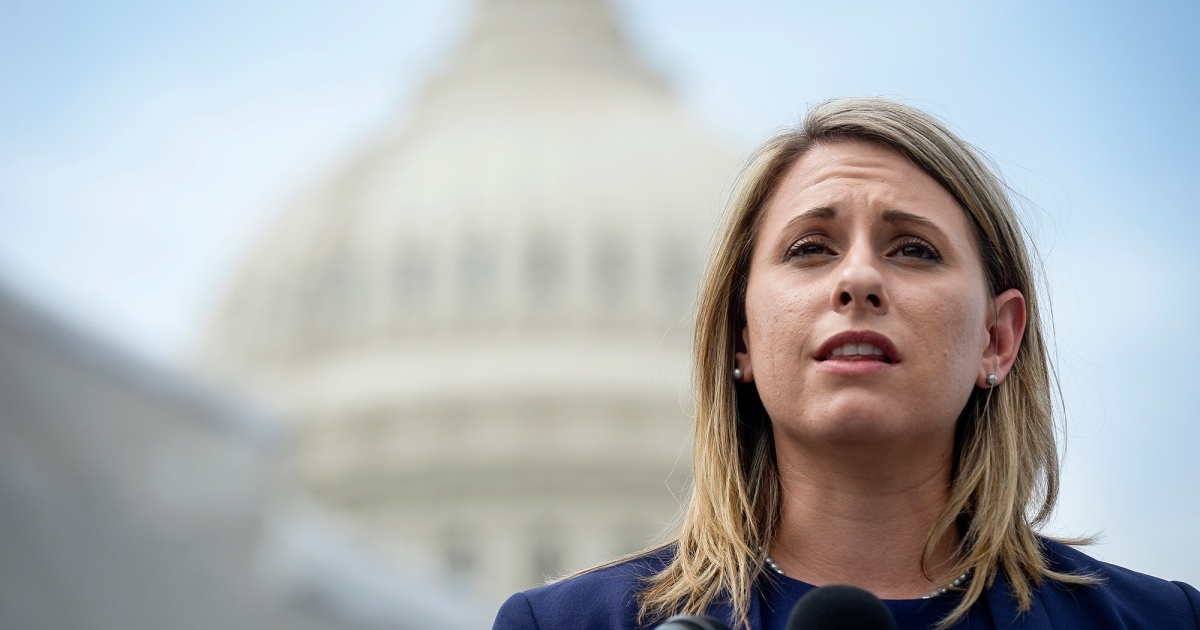 Katie Hill Considered Suicide After Quitting Congress