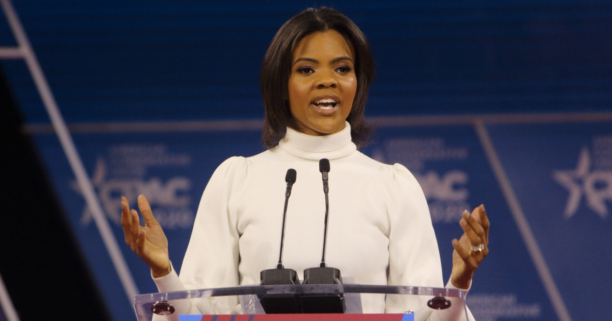Candace Owens Just Made The Most Absurd Possible Argument Against Colin Kaepernick Mother Jones