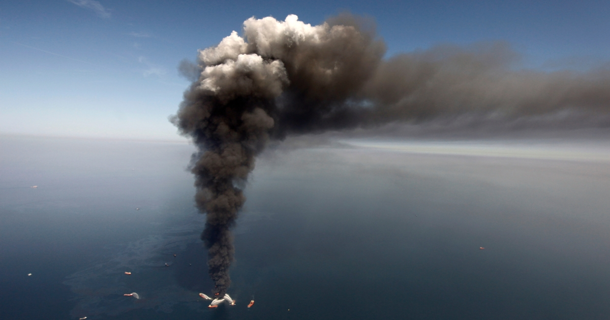The Deepwater Horizon environmental disaster was even worse than previously believed
