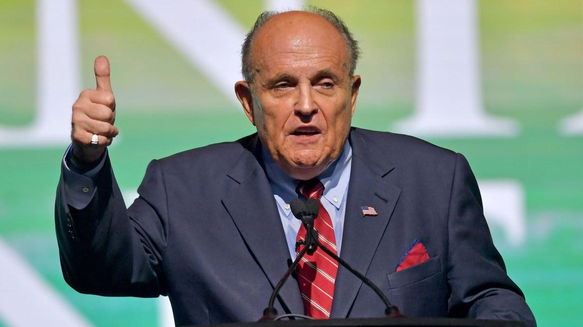 motherjones.com - AJ Vicens - Sen. Bob Casey tells prosecutors to ignore Rudy Giuliani's 'Russian propaganda'