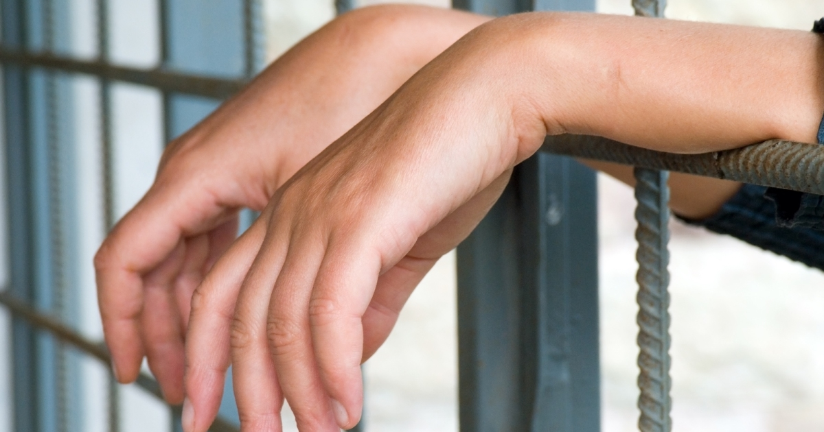 """""""The officers were taking our toilet paper"""": One woman's life in prison right now"""
