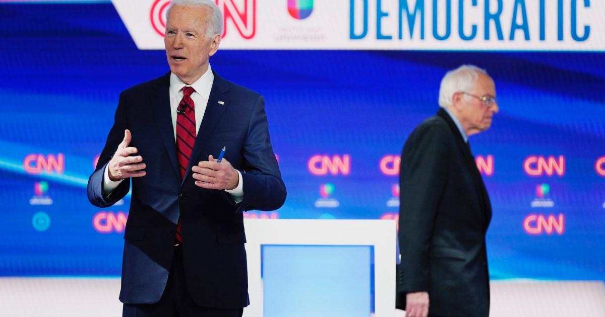 Joe Biden Is the Democratic Nominee. Progressives Are Worried ...