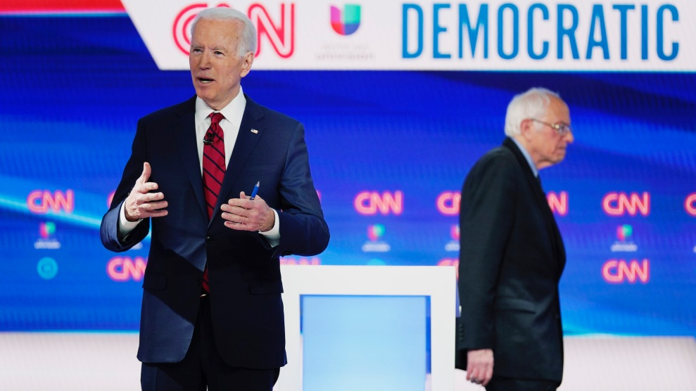 Joe Biden Is The Democratic Nominee Progressives Are Worried