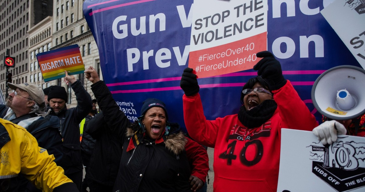 As Gun Violence Surges During the Pandemic, Mayors Beg Congress For Help