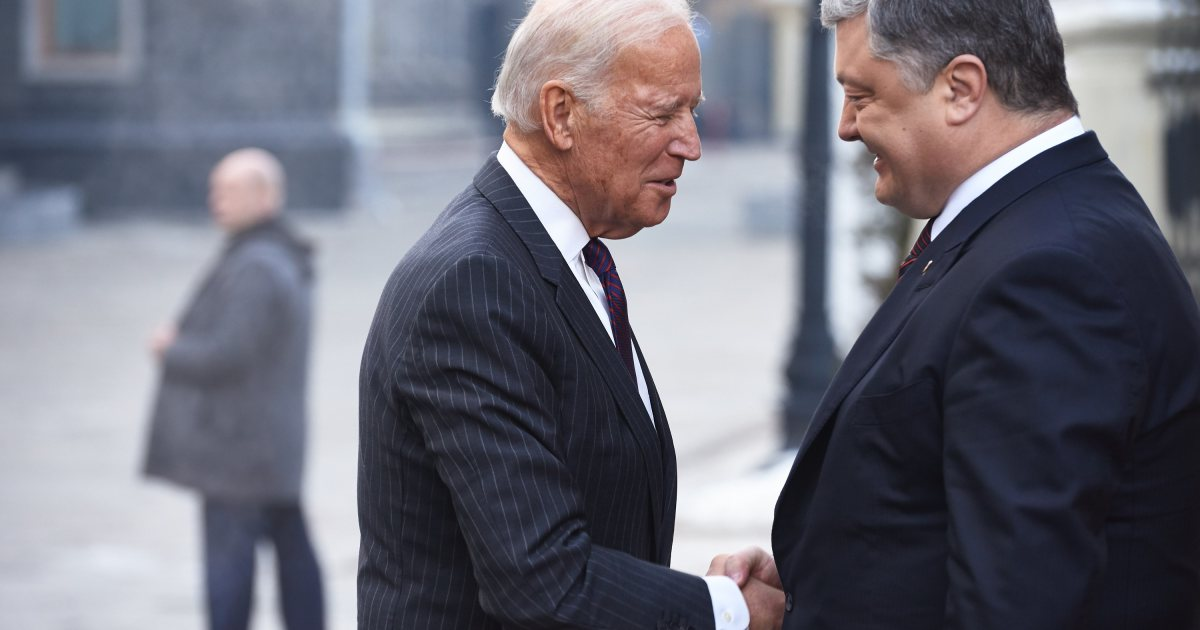 NEW BIDEN AUDIO TAPE RELEASED IN UKRAINE Shows VP Trashing Incoming Trump Admin To Foreign Leader, Says He?ll Stay Involved In Ukraine After Inauguration, Discusses Jointly Damaging Trump (creativedestructionmedia.com)