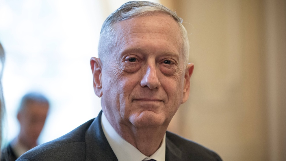 James Mattis denounces Trump, says he will be 'left a man without a country'