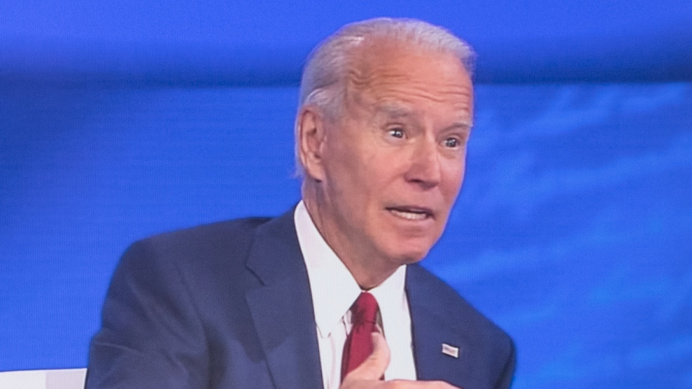 Biden Explains How He Would Have Handled the Pandemic 1