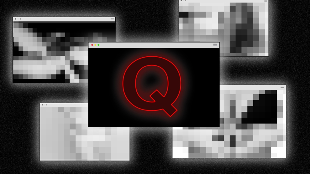 QAnon Is Supposed to Be All About Protecting Kids. Its Primary ...