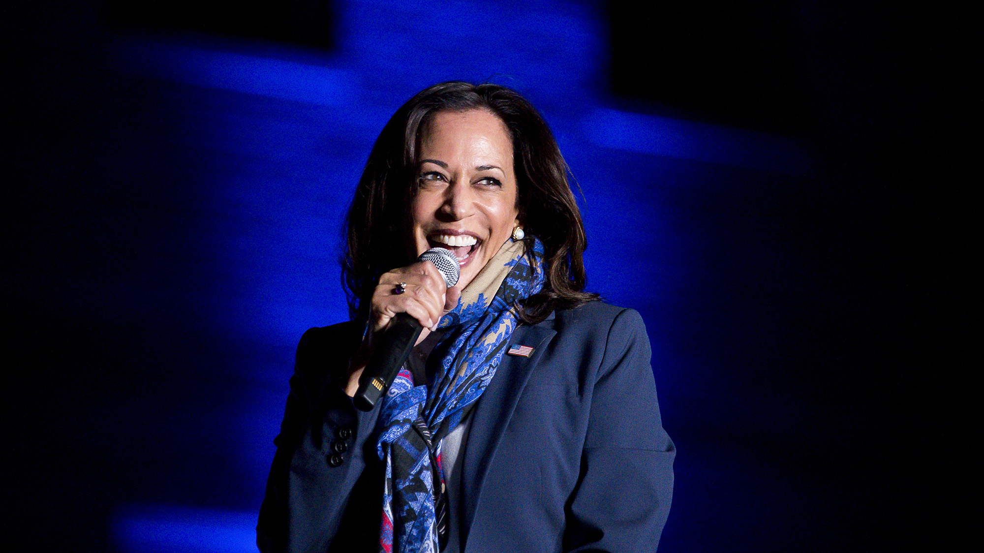 Kamala Harris Will Make History And Be The First Black Woman Vice President Mother Jones