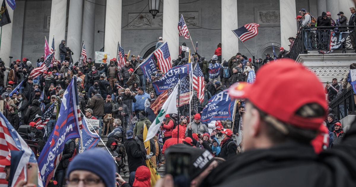 A list of all the lawmakers who joined pro-Trump crowds on the day of the Capitol riot